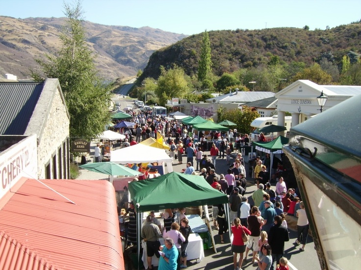 Clyde Food and Wine Festival, Central Otago. A popular event held each year celebrating local Central Otago produce and wines. http://www.centralotagonz.com/central-otago-events