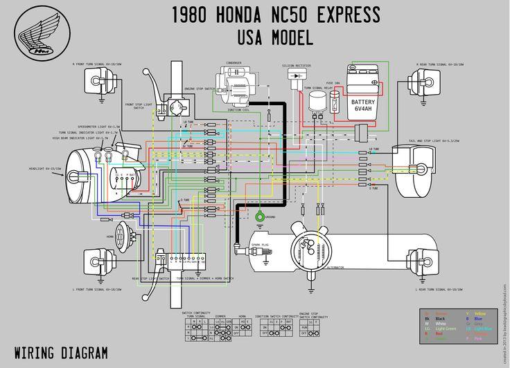 Honda Wiring Diagram Bookingritzcarlton Info Diagram Honda Honda Scrambler