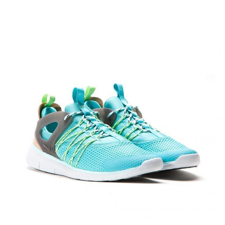 Nike WMNS Free Viritous (Light Retro / Anthrazit / Elm)
