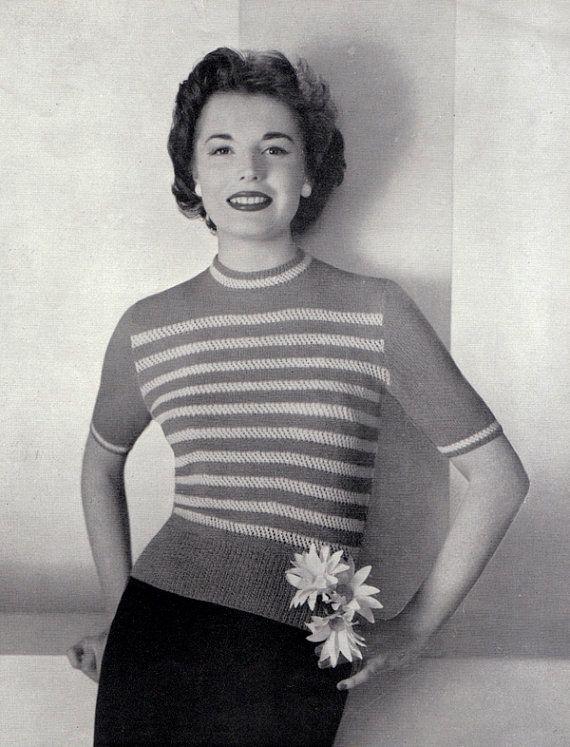 178 best images about Vintage Knitting Books Vintage Crochet Books Vintage Cr...