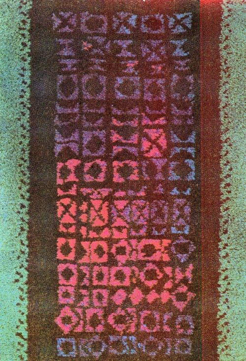 Lasimaalaus / Lea Thil-Junnila: Abstract Patterns, Textile Arts, Stained Glass