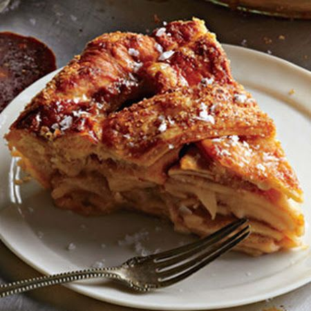 Salted Caramel Apple Pie Recipe