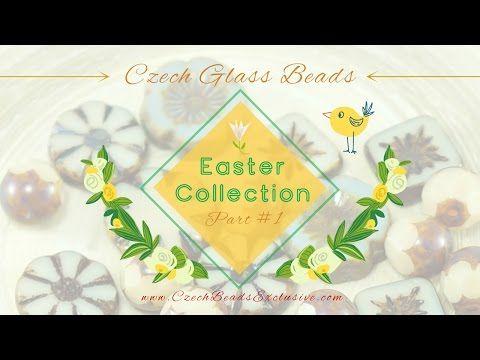 Czech Glass Easter Beads Collection | CzechBeadsExclusive