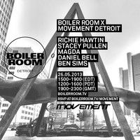Stacey Pullen // Minute Boiler Room x Movement