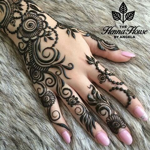 The henna house by Angela