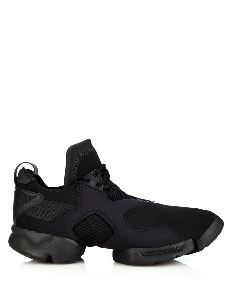 Kohna low-top neoprene unisex trainers | Y-3 | MATCHESFASHION.COM US