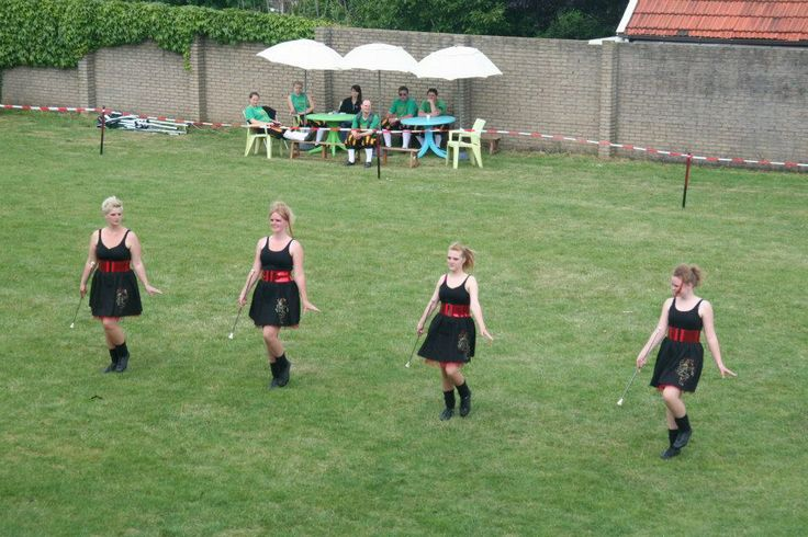 Baton Dancers