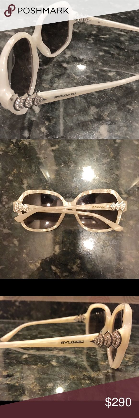 Bulgari sunglasses Pics originally 490 from sunglasses hut Bulgari Accessories Glasses
