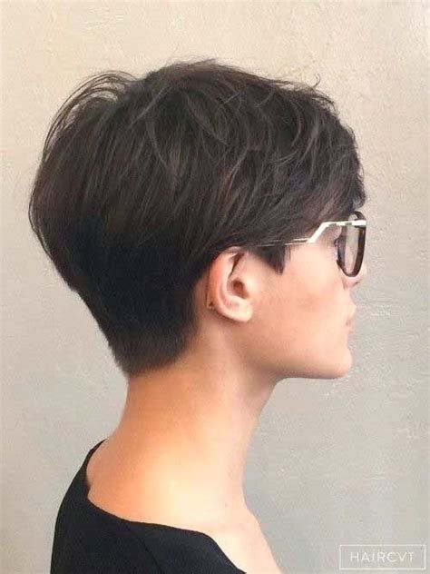 Image Result For For Over 60 Short Haircuts Back View Short