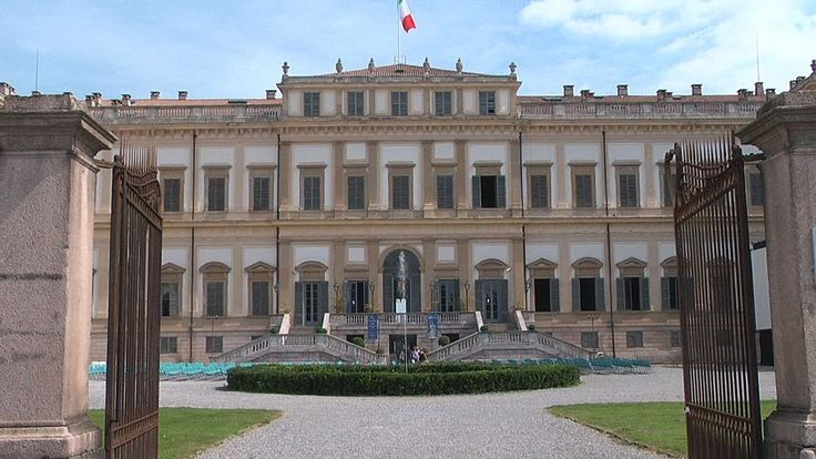 Monza Royal Villa