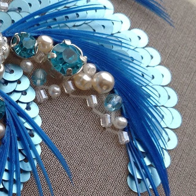 Готовлюавторская вышивка#handwork #fashion_embroidery #embroidery #вышивка…