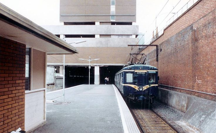 Princes Bridge Station