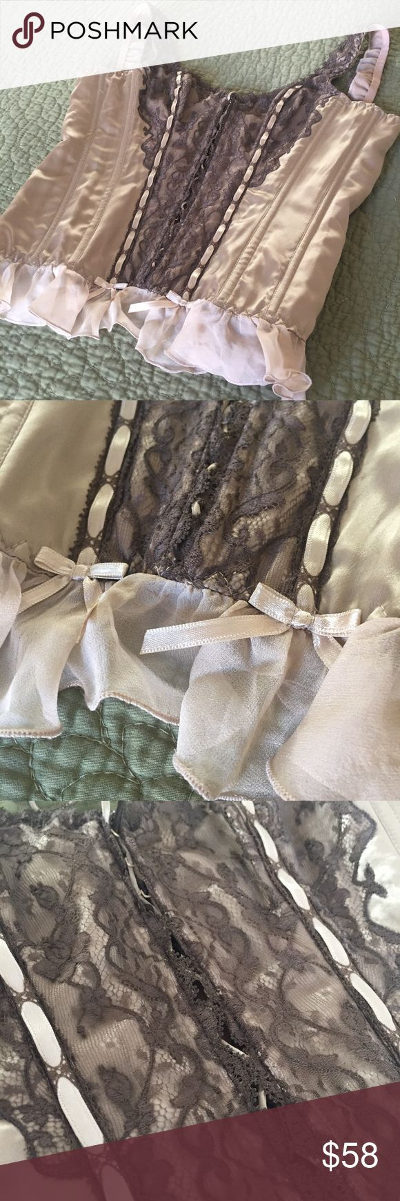 Janet Reger of London CORSET The Details in This Piece are Exquisite... Great Condition Janet Reger Intimates & Sleepwear Shapewear