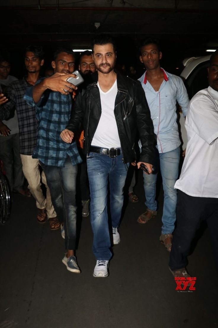 Mumbai: Sanjay Kapoor spotted at airport - Social News XYZ