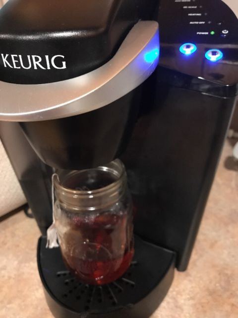 KEURIG Hot K40 Black Silver Classic Series Single Serve Coffee Maker Working | eBay