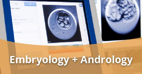 Embryology + Andrology | IVF Michigan Fertility Center