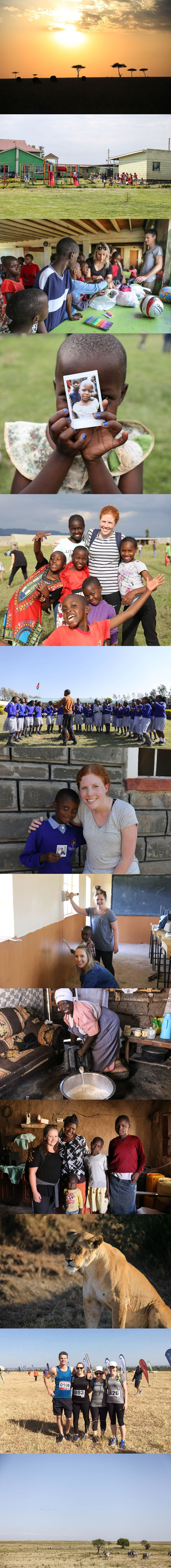 Last month I was lucky enough to be one of four employees sent to Kenya to meet the people behind Trilogy's long-term partner So They Can. So They Can is an Australasian not-for-profit organisation working to educate and empower communities in Kenya and Tanzania.  The four of us fundraised over $23,000 for this worthy cause by running the Maasai Mara half marathon through the national game park.