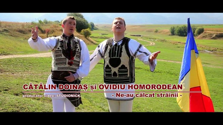 Catalin Doinas si Ovidiu Homorodean - Ne-au calcat strainii 2013