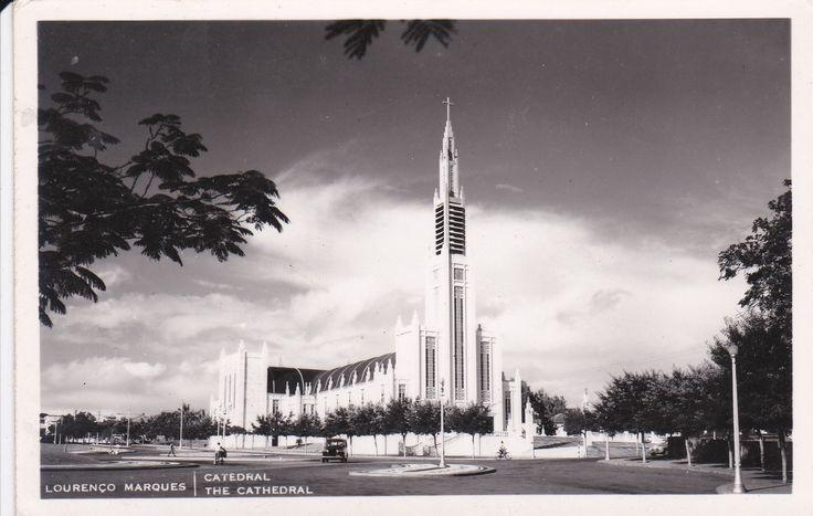 Moçambique - Lourenço Marques - Catedral