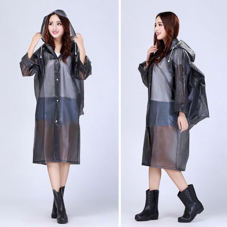 >> Click to Buy << Hiking Transparent  Male Raincoat Women Camping Rainwear Rain Cover Poncho capa de chuva Impermeable para lluvia mujer  #Affiliate