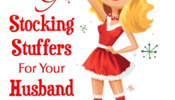 Awesome Christmas Gifts For Husband
