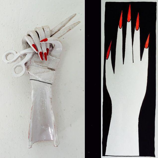 La moda di ferro di Carlo Baroni #mantù #castor #mostra #scultura #bernardelli @#mantovacreativa