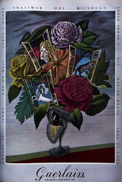Parfum Guerlain par Guerlain 1956