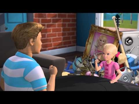 ▶ Barbie™ Life in the Dreamhouse -- Primp My Ride - YouTube