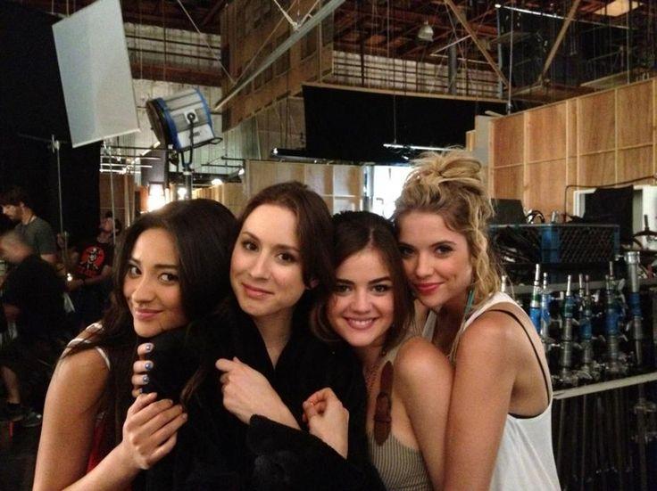 pretty little liars season 4 trailer | Photo de Pretty Little Liars saison 3 : Episode 22, la bande-annonce ... #DressAppTV