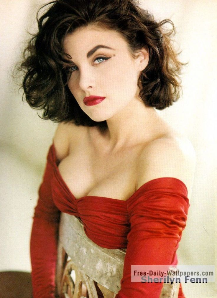 GIRL CRUSH! Sherilyn Fenn