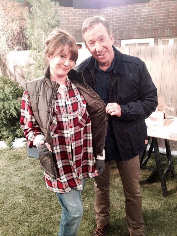 %u2018Home Improvement': Patricia Richardson & Tim Allen Reunite %u2013�Pic