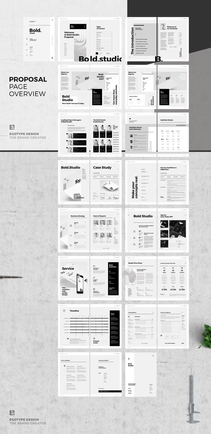 Brand Manual and Identity Template – Corporate Design Brochure – with real text!!!Minimal and Professional Brand Manual and Identity Brochure template for creative businesses, created in Adobe InDesign in International DIN A4 and US Letter format.This…