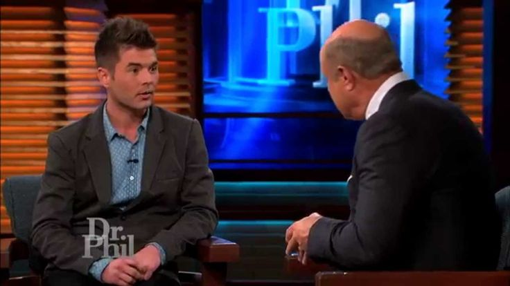 Dr. Phil Speaks with Survivor: China Winner Todd Herzog after Treatment ...do you think it's time to say that this really their problem...not mine...I have made mistakes when been drunk but I do know recovery...& I studied it...