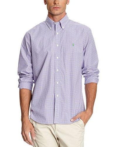 Polo Ralph Lauren Hemd Rl Menswear Wovens Sport Shirts [blau/wei脽]
