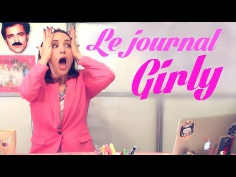 Le Journal Girly - Natoo (+playlist)