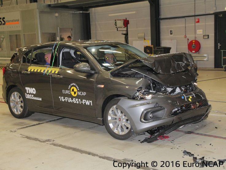 Bezpieczeństwo niestety kosztuje, Fiata Tipo nie popisał się https://www.moj-samochod.pl/Testy-samochodow/Cena-jednak-robi-swoje--Fiat-Tipo-odwiedza-EuroNCAP #Fiat #Tipo #FiatTipo #EuroNCAP