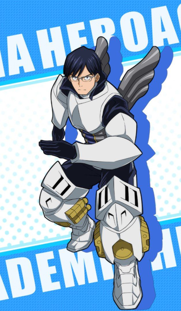 Pin On Tenya Iida