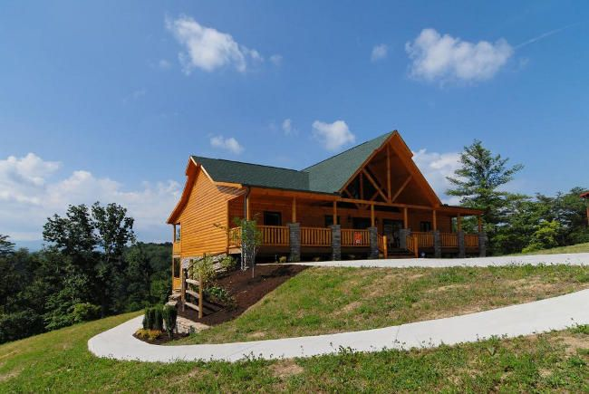Fireside Chalets and Cabin Rentals: Mountain Cabins, Tn Cabins, Chalets Vacation, Vacation Rentals, Log Cabins, Smoky Mountain, Cabins Homes, Fireside Chalet