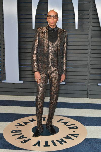 RuPaul - The Most Dapper Men At The 2018 Oscars - Photos
