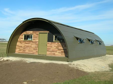 248 best Quonset Sweet Quonset images on Pinterest | Hut house ...