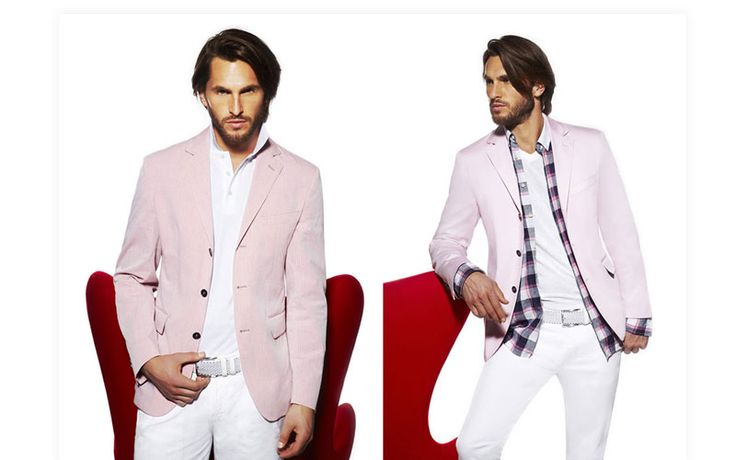 Jake Davies for Lagerfeld Spring/Summer 2012 Collection