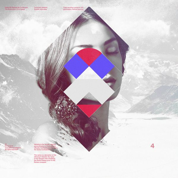 Helder by Anthony Neil Dart, via Behance