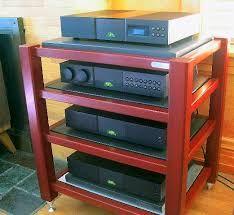 best 25 audio rack ideas on pinterest. Black Bedroom Furniture Sets. Home Design Ideas
