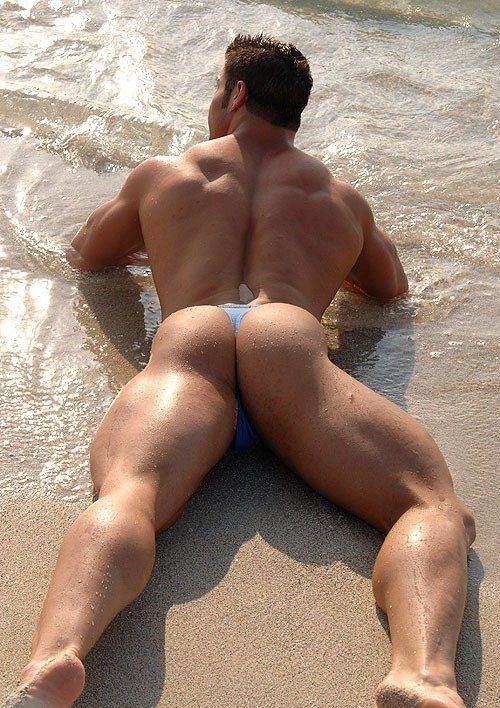 from Enzo gay muscle man in thongs tgp