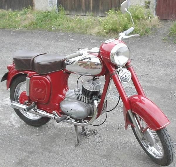 Efsane yauv   Jawa Cz 125:  #motorcycles #motorbikes #motocicletas