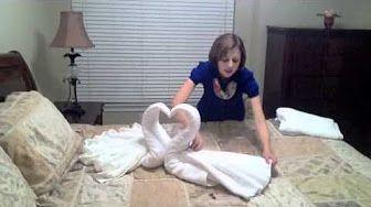 CONEJITOS DE TOALLA FACIAL- face cloth animals DIY / Ronycreativa - YouTube