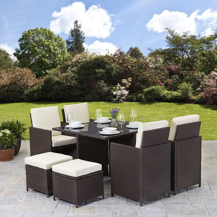 out of stock garden rattan furniture - Garden Furniture Deals