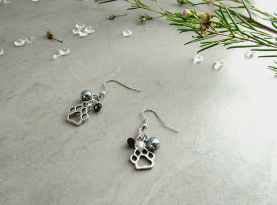 Check out this item in my Etsy shop https://www.etsy.com/listing/504793020/paw-print-earrings-animal-print-earrings