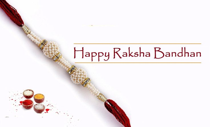 Happy Raksha Bandhan. May this Auspicious Occasion Bring you all the Prosperity and Good Luck in your way of Life.