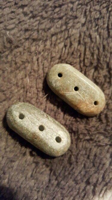 Kettenverteiler aus Speckstein